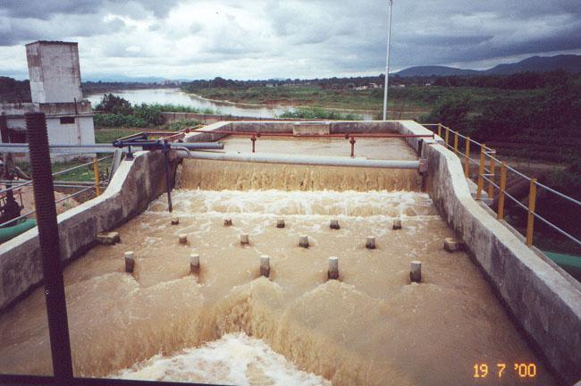 rural water supply design manual